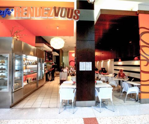 CAFE RENDEVOUS BURWOOD WESTFIELDS